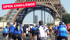 London to Paris bike ride