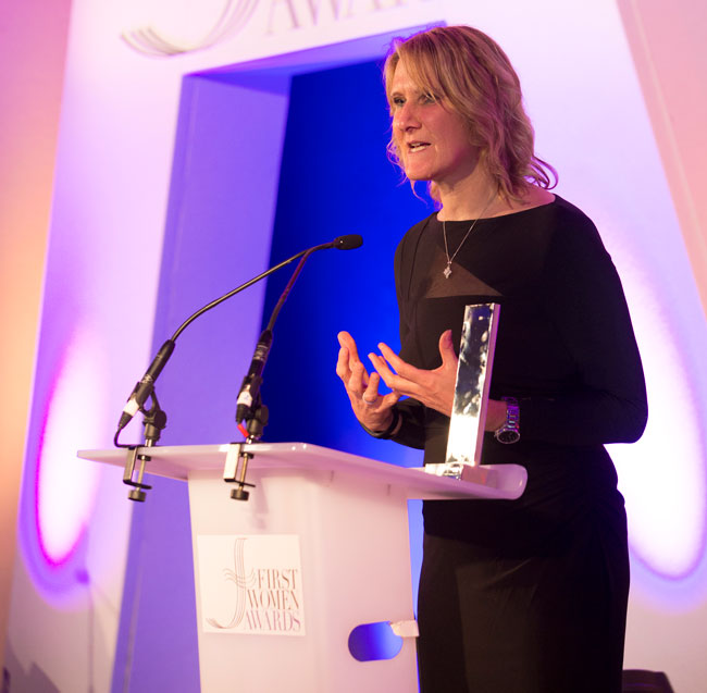 Claire Guest CEO | Medical Detection Dogs