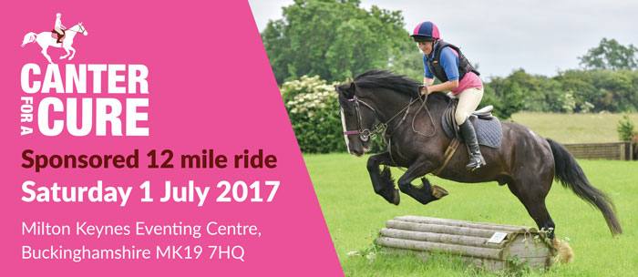 Canter for a Cure 2017