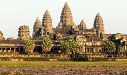 Trek to Angkor Wat