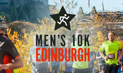 Mens 10K – Edinburgh