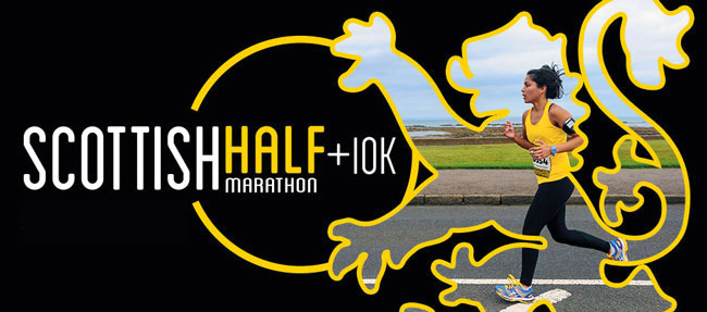 Scottish Half Marathon & 10k
