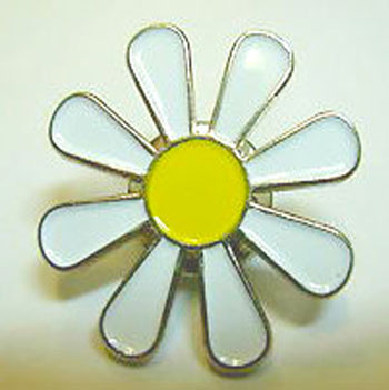 Daisy Badge